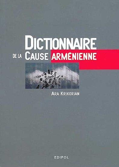 Dictionnaire de la Cause Arménienne