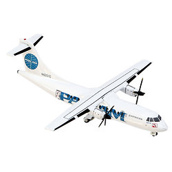 Maquette ATR 42-300 PAN AM EXPRESS 1/400