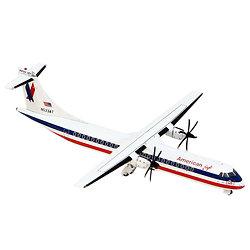 Maquette ATR72-500 American Eagle 1/400