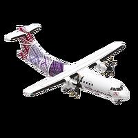 ATR42 OHANA 1/400th