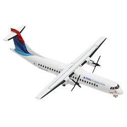Maquette ATR 72 N635AS Delta Connection 1/400