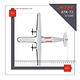 ATR72 AIR CALEDONIE 1/100th