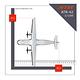 ATR42 AIR CALEDONIE 1/100th