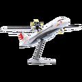 "ATR 72-600 ""2016 Livery"" 1:100 scale model"