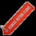 Remove Before Flight® Into Life (Orange)