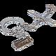 Porte-clés avion