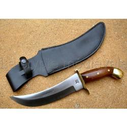 couteau de chasse KALPAN 11 marque Léopard