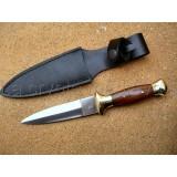 Poignard de chasse BOOT 9  marque Léopard