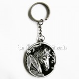 Porte clef Cheval/Equitation/Poney-Club/Equidays