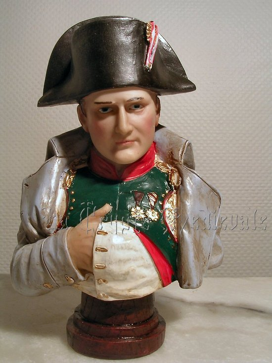 BUSTE DE NAPOLEON BONAPARTE MM/EMPIRE/FRANCE IMPERIALE
