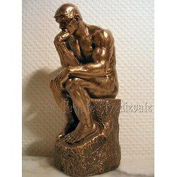 LE PENSEUR DE RODIN style Bronze/sculpture/arts décoratifs