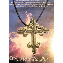 CROIX FLEURS DE LYS/ROYAUTE/Sainte trinité