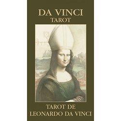 MINI TAROT LEONARD DE VINCI/ART RENAISSANCE