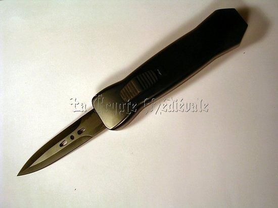 Couteau automatique frontal/JOKER/cran d'arret/lame jaillissante 2