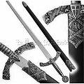 épée CHEVALIER TEMPLIER XIII SIECLE/ORDRE DU TEMPLE 2