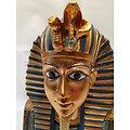 MASQUE DE TOUTANKHAMON/EGYPTE ANCIENNE