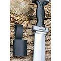 Porte dague ou épée chevalier/baudrier