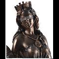 Statue de Tyché Déesse de la fortune G.M./FORTUNA