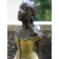 Petite danseuse agée de 14 ans/Degas/Danse classique/GM