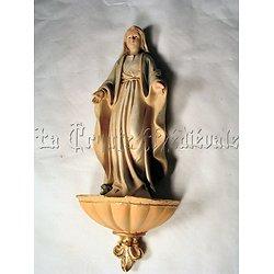 Bénitier Vierge Marie(Soldé)/Sainte Marie/Culte
