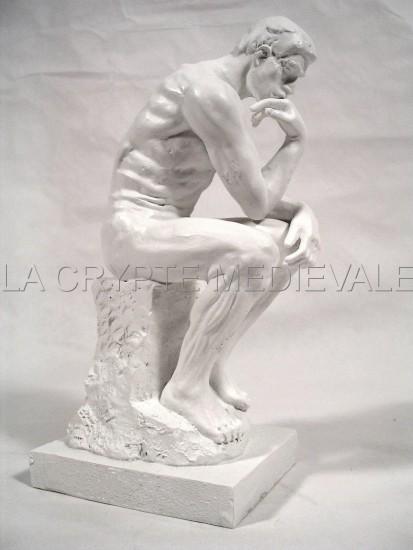 LE PENSEUR DE RODIN/sculpture/arts décoratifs