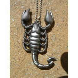 Pendentif Scorpion Ouvre-lettre/Scorpio