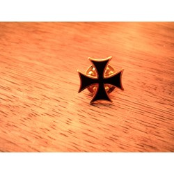 Pin's Croix Teutonique/Chevaliers Teutonniques/Bikers