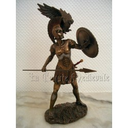 ATHENA/GRECE ANTIQUE/OLYMPE/MYTHOLOGIE