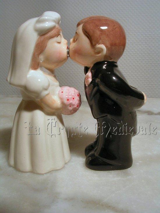ENSEMBLE SEL ET POIVRE MARIAGE/LISTE MARIAGE