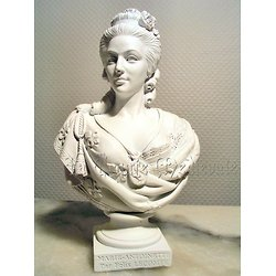BUSTE DE MARIE-ANTOINETTE Felix Lecomte/Versailles