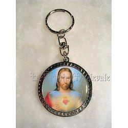 PORTE CLEF SACRE COEUR DE JESUS/NAZARETH/RELIGION