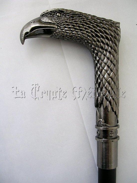 Canne épée Aigle Impérial/Dandy élégance