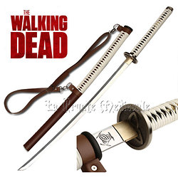 KATANA WALKING DEAD/MICHONNE/LIVING DEAD