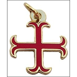 PENDENTIF CATHARE/TEMPLIERS/ALBIGEOIS