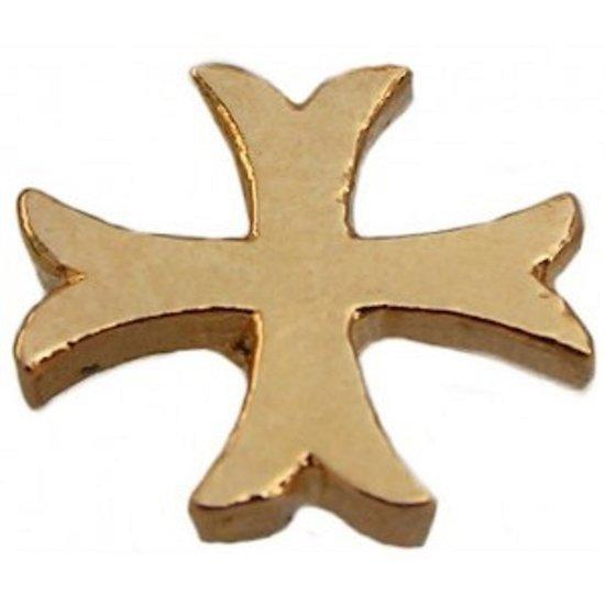 PIN'S CROIX TEMPLIERE/SAINTE CROIX/CROISADES