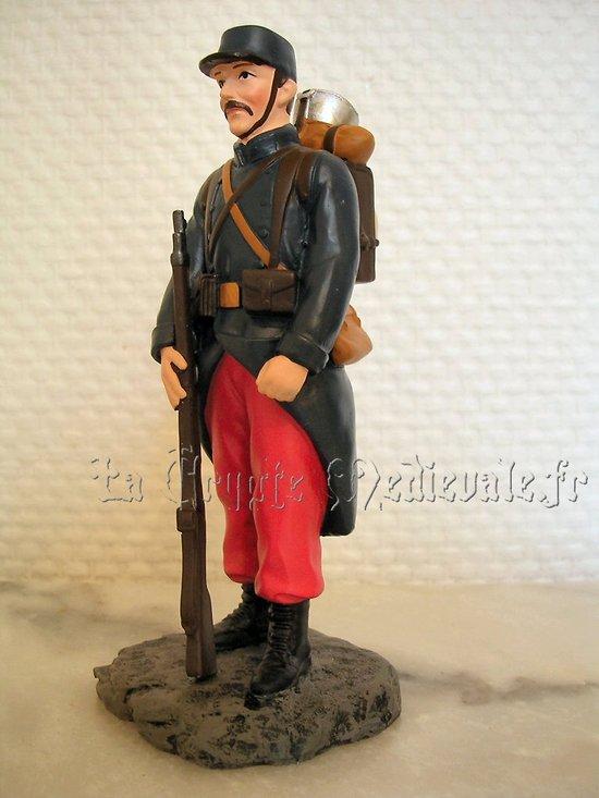 Soldat Français 1914/Guerre 14/18 centenaire