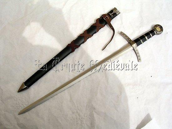 épée du Templier de Saint Jean de Jérusalem