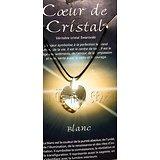 COEUR DE CRISTAL BLANC/ILLUMINATION