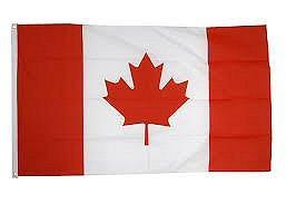 Drapeau du CANADA/150cmsur 90cm