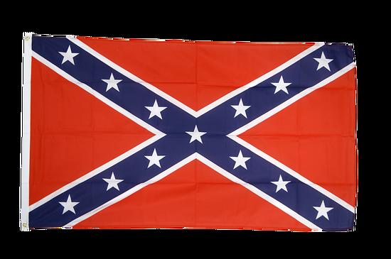 Drapeau Confédérés 150cmsur 90cm/Sudistes U.S.A.