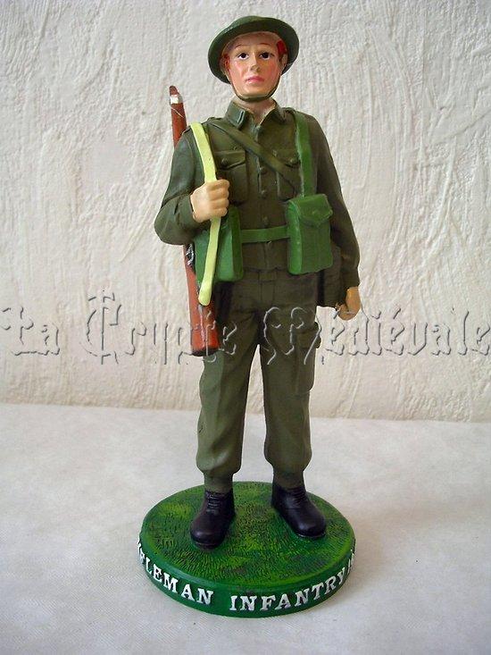 SOLDAT BRITANNIQUE 1944/RIFLEMAN/OVERLORD
