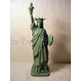 NEW-YORK STATUE DE LA LIBERTE/USA/BARTHOLDI