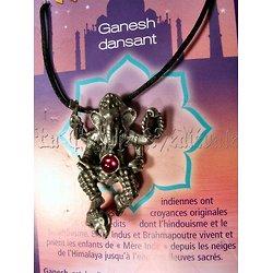 PENDENTIF INDOU GANESH DANSANT/SAGESSE