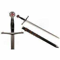épée du Templier des Croisades