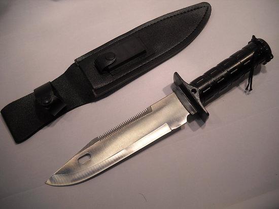 Couteau Survie USA /Randonnee