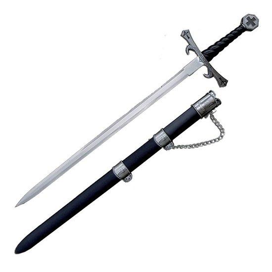 épée CHEVALIER TEMPLIER/ORDRE DU TEMPLE