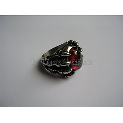 BAGUE GRIFFE DE DRAGON 11