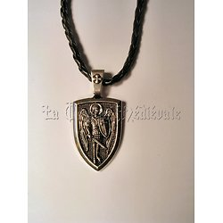 PENDENTIF ARCHANGE SAINT MICHEL/PROTECTION/KABBALE