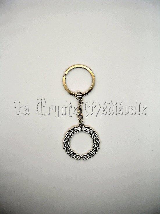 Porte clefs couronne de laurier/Skinheads