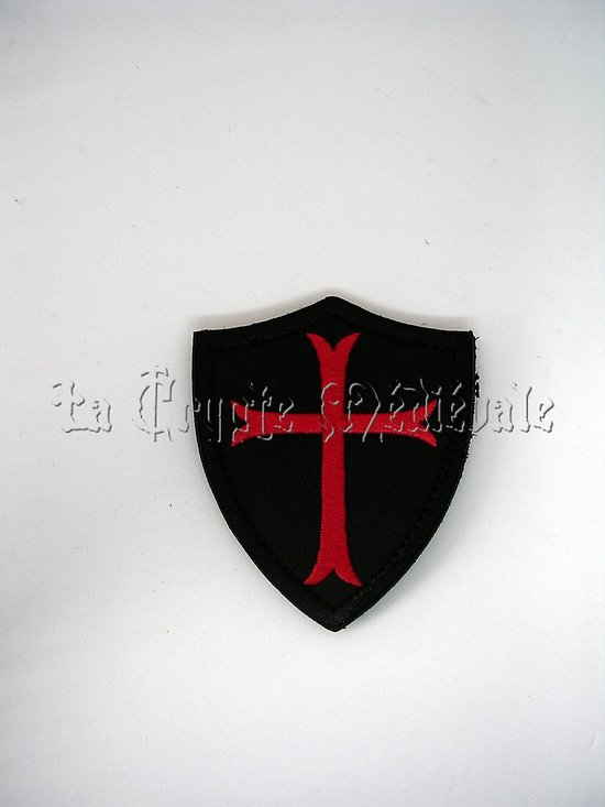 PATCH ECUSSON TEMPLIER BOUCLIER